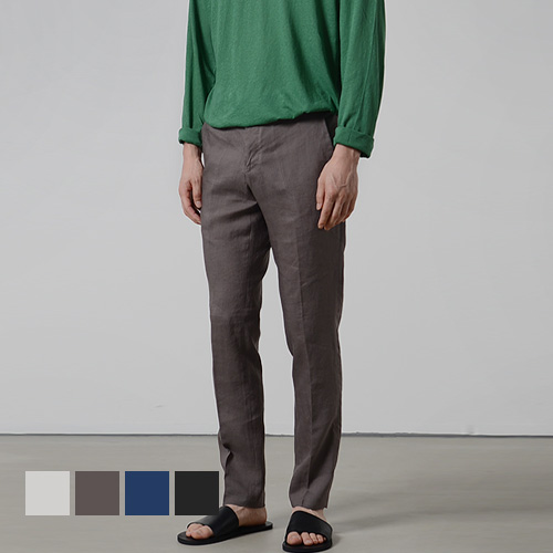 Lable Linen Pants