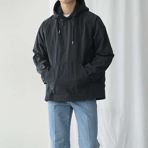 Crunch Anorak Jumper