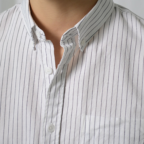 Magaret Stripe Shirts