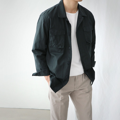 Matt Shirts Jacket