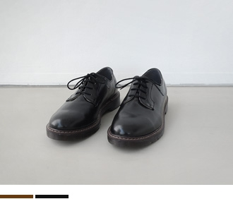 Faux-Leather Dubby Shoes