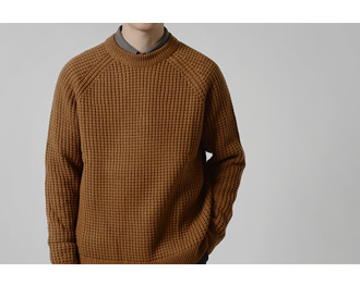 Kein Waffle Knit