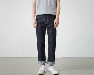 Raw Regular Denim