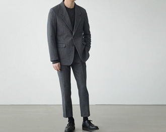 Mud Wool Blazer