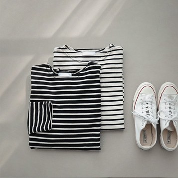 Inter Stripe Tee