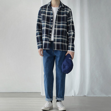 illy Check Jacket