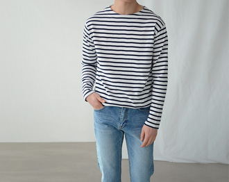 Loud Stripe Tee
