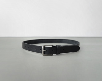 Glock Leather Belt
